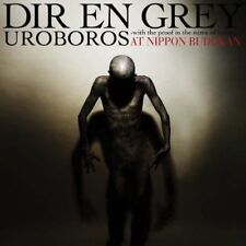 DIR EN GREY UROBOROS CD DVD DELUXE NEW SEALED WITH PROOF AT NIPPON FREE UK POST
