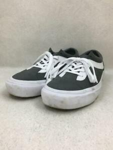 VANS New Issue 28cm   Suede Vn0A3Wlp1Uu Size 10 Gray sneaker 1724 From Japan