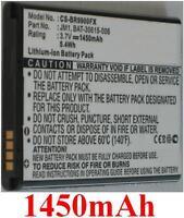 Batería 1450mAh Diseño De Porsche Blackberry P9981