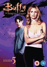 Buffy The Vampire Slayer: Season 5 (DVD)