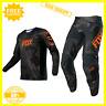 2021 Racing 180 Oktive Trev Motocross Adult Gear Combo Mtb Bmx Bike Set Mens Kit