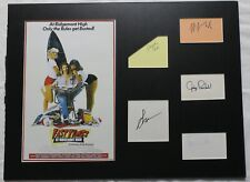 Fast Times at Ridgemont High Signed Auto Matted Piece 5 Sigs PSA/DNA #AG03166