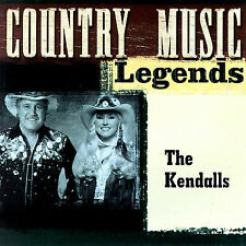KENDALLS - Country Music Legends - 2 CD - Like New