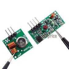 433Mhz WL RF Transmitter + Receiver Module Link Kit for Arduino/ARM/MCU Wireless