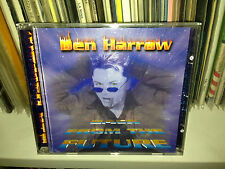 "DEN HARROW "" BACK FROM THE FUTURE "" RARO CD FUORI CATALOGO.  BONUS TRACKS"