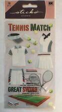 "Sticko ""Tennis "" Stickers"
