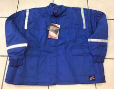 Red Wing Workwear Flame Retardant Jacket Royal Blue Size 6XL-R