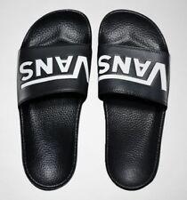 Sandali e scarpe nere VANS sintetico per il mare da uomo