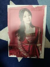 Girl's Day 2nd Album - LOVE CD + 96p booklet+ photocard [MINAH ver] KPOP