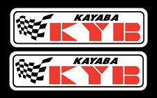 VINTAGE MOTOCROSS Kayaba KYB Fork Decal Set AHRMA CR KX YZ RM