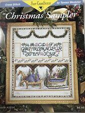 "Teresa Wentzler's ""Christmas Sampler"" Cross Stitch Chart By Just Cross Stitch"