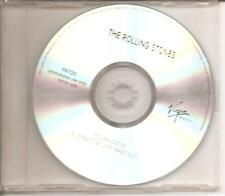"THE ROLLING STONES ""Rough Justice / Streets Of Love"" Australia Acetate Promo CD"