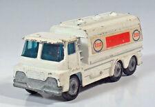 "Corgi Juniors Tanker Oil Truck Esso 2.75"" Die Cast Scale Model Thin Tires"