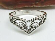 Zierlicher 925 Silberring Diademform Tiara Silber Ring