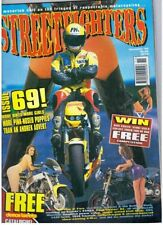 November Streetfighters Monthly Transportation Magazines