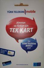 Türk Telekom Mobile (TürkeiSIM) Prepaid Karte [AKTIV] mit 7,50? Guthaben dabei?