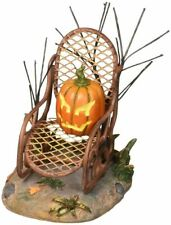 Department 56 6001742 Halloween Village Collections Haunted Porch Rocker Accesso