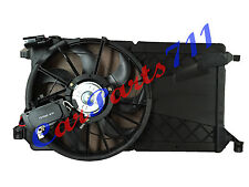Ford Focus LS/LT Radiator & Air Cond fan Assembly  BRAND NEW 12 Months warranty