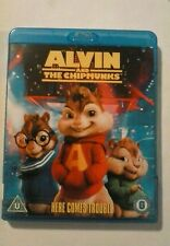 Alvin And The Chipmunks (DVD & Blu-ray set) Brand new not sealed.