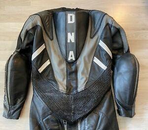 Original Lederkombi Arlen Ness Gr 50 1Teiler Motorradkombi Schwarz Leather Suit