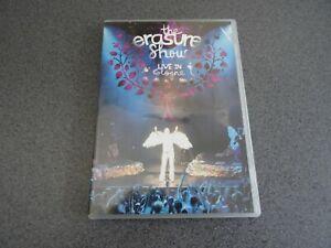 Erasure - The Erasure Show - Live In Cologne (DVD, 2013)