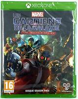 Marvel les gardiens de la galaxie - Jeu Xbox One - Neuf sous blister - FR