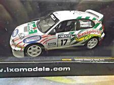 TOYOTA Corolla WRC Rallye Finnland 1000 L #17 Rovanperä 2000 Apetit SP IXO 1:43