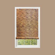 BAMBOO WINDOW BLINDS 48 x 72 Indoor Outdoor Patio Roll Up Shade Horizontal