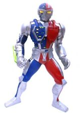 "POWER RANGERS VR TROOPERS ""Metalder aka Ryan Steele"" plastica cm. 37 SABAN 1994"