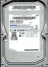 Samsung SpinPoint T166 500 GB (HD501LJ/JP3) SATA Hard Drive BF41-00133A #425
