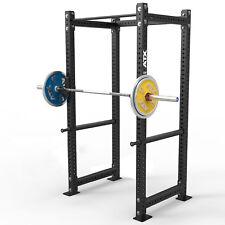ATX Power Rack - Floor Mounted // ATX-PR-230-M Walk Through Cage Squat Home Gym