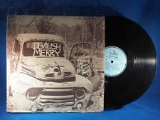 Vintage Devilish Merry The Ghost Of His Former Self Vinyl LP