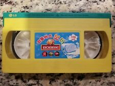 VERY RARE COPY OF BOBBIE VHS KOREAN FREE SHIPPING TAPE ONLY