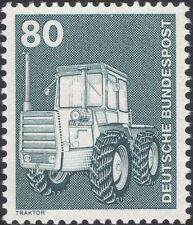 Germany 1975 Industry/Technology/Farm Tractor/Transport/Farming 1v (n29148h)