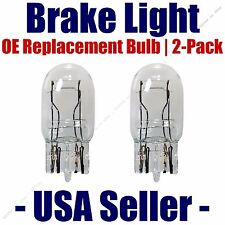 Stop/Brake Light Bulb 2pk - Fits Listed GMC Vehicles - 7443