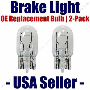 Stop/Brake Light Bulb 2pk - Fits Listed Toyota Vehicles - 7443