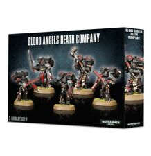 Blood angels Death Company - miniatures from Games Workshop