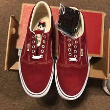 Vans Rowley Solos Biking Red  VN00018K10A  Skateboard Shoes SZ 11 (D, M) Men