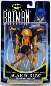 SCARECROW - LEGENDS OF THE DARK KNIGHT - action figur - KENNER 1996