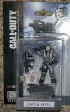 ✈ Call of Duty ✈ PROMO CAPT N REYES INFINITE WARFARE FIGURE MEGA BLOKS COD FDV61