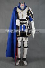 Fire Emblem Roy Binding Blade Cosplay Costume  L005