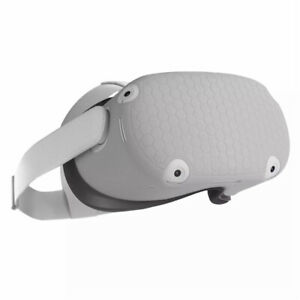For Oculus Quest 2 VR Accessories Silicone Protective Cover Shell