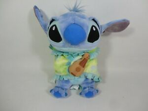 Disney Store Babies Parks Exclusive Stitch Comfort Blanket Plush Soft Toy RARE
