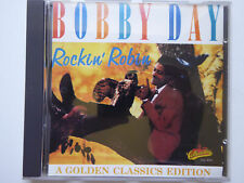 BOBBY DAY * Rockin With Bobby Day Robin - Golden Classics * NM (CD)