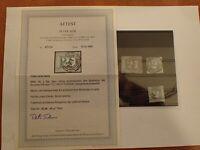 Briefmarken Thurn Taxis Mi 49 Mi 39  Befund Attest Klein Sammlung Beste Qualität