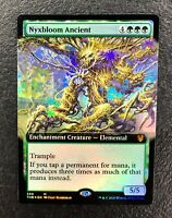 NYXBLOOM ANCIENT Theros Beyond Death Magic Borderless Showcase Extended Art Foil