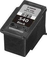 Canon PG-540 Ink Cartridge Brand New Black Standard Capacity 5525B005AA Blister