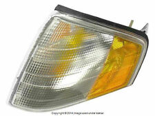 Mercedes r129 Clear Front Left Turn Signal Light Assembly OEM NEW + WARRANTY