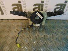 NISSAN X-TRAIL 2.2 DCI 2003 INDICATOR AND WIPER STALKS WITH SQUIB 255608H707