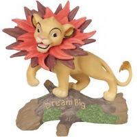 Disney Precious Moments 161701 Dream Big Lion King New & Boxed
